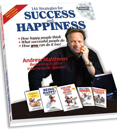 Cover Image of Success and Happiness Audio Program