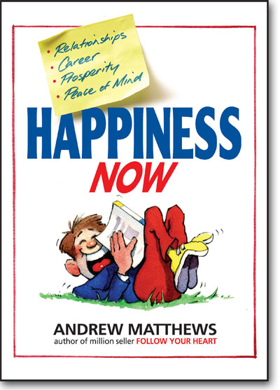 Happiness Now book